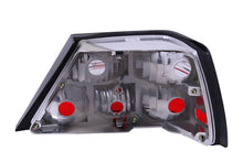 Load image into Gallery viewer, ANZO 1986-1995 Mercedes Benz E Class W124 Taillights Red/Clear