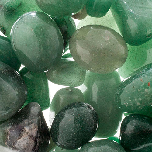 'Earth's Jewels' Natural Green Aventurine Qty: 100g