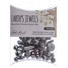Load image into Gallery viewer, 'Earth's Jewels' Natural Hematite Qty: 100g
