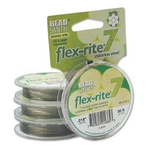 Flexrite Clear 7 Strands .018