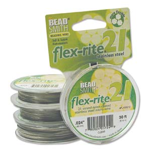 Flexrite Clear 21 Strands .024