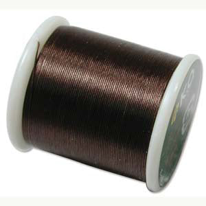 K.O. Thread 55 Yards Dark Brown Qty:1 Spool
