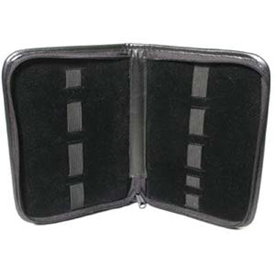 Leatherette Tool Pouch 9 Band Black Qty:1