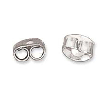 Stainless Steel Economy Earring Backings Qty:144