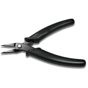 High Tech Chain Nose Pliers with Spring