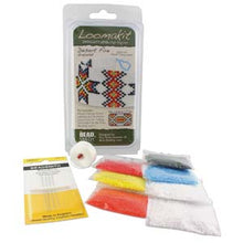 Load image into Gallery viewer, Ricks Beading Loom Kit 'Desert Fire Bracelet' Qty:1