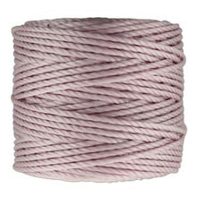 Load image into Gallery viewer, S-Lon Heavy Macramé Cord (Tex 400) Blush Qty: Spool of 35yds
