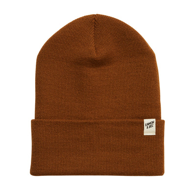 ON THE ROAD BEANIE CARAMEL