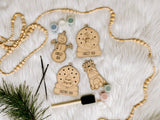 DIY Ornament Paint Kits
