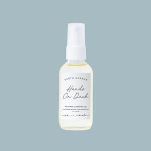 HANDS ON DECK No-Rinse Hand Purifier - Beauty Doctrine