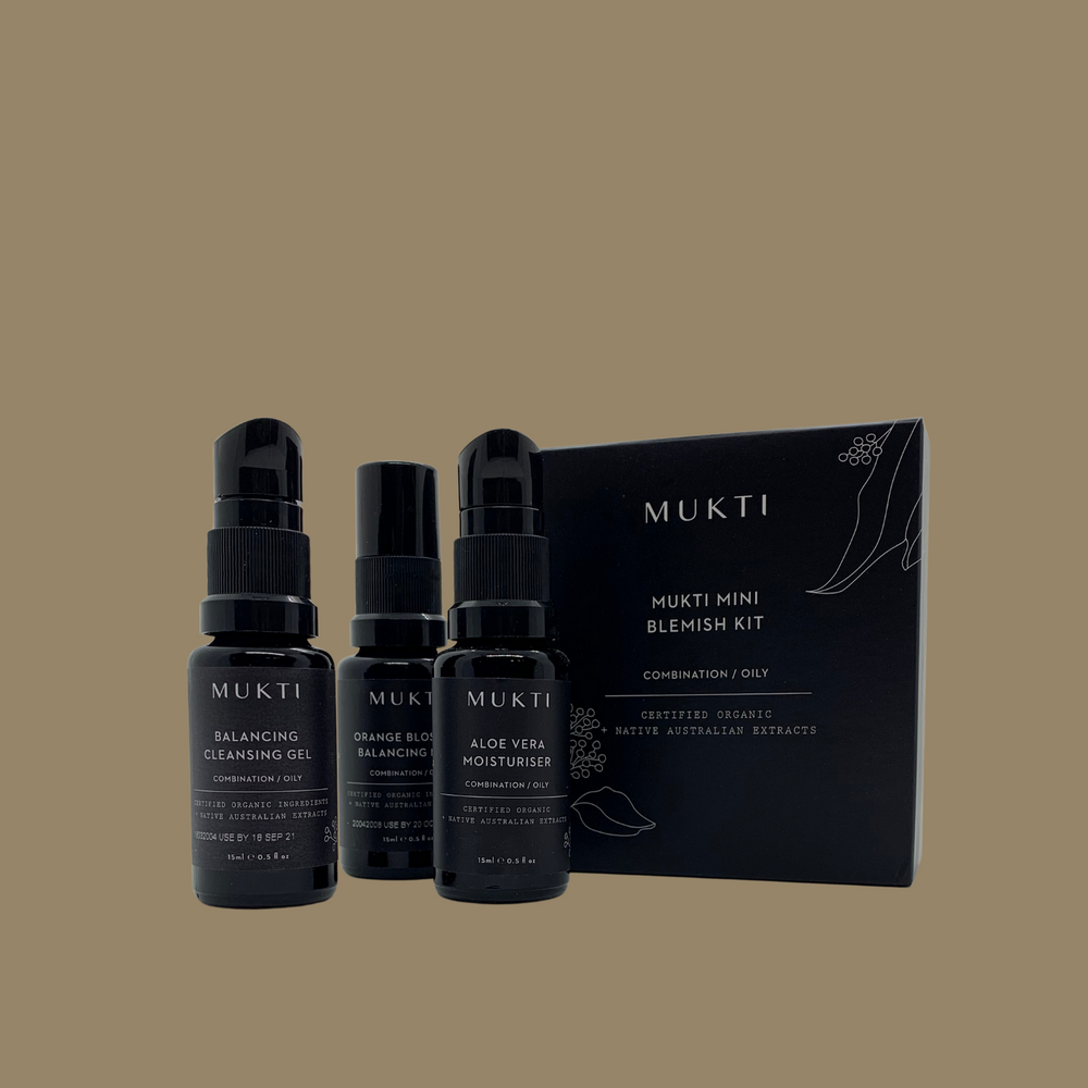Load image into Gallery viewer, Mukti Mini Blemish Kit - The Beauty Doctrine