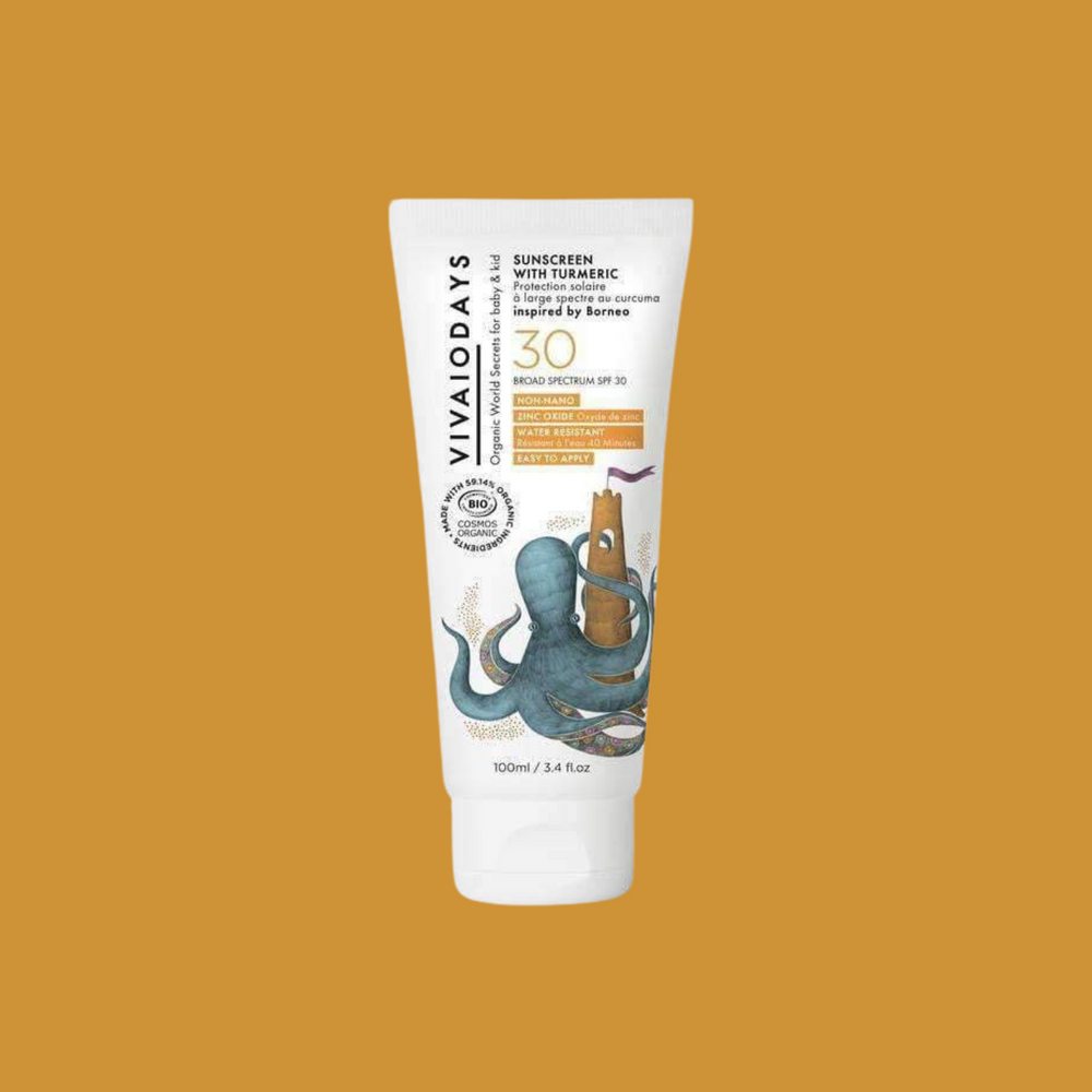 Load image into Gallery viewer, Turmeric Broad Spectrum Sunscreen - Beauty Doctrine