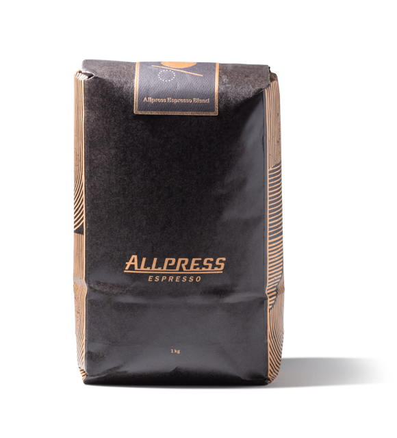 Allpress Espresso Blend Whole Bean 1kg