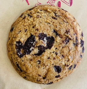 Blackbird Bakery Choc Chunk Cookie