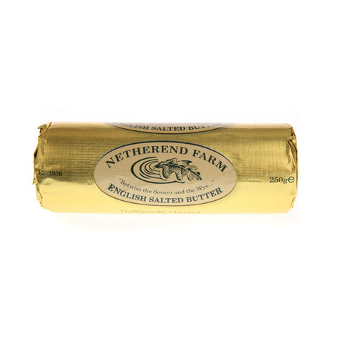 Netherland Farm English Salted Butter 250g