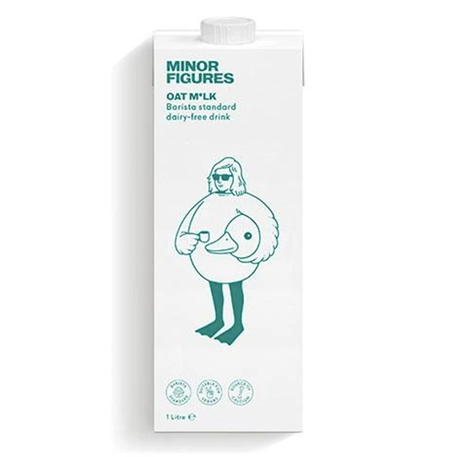 Minor Figures Barista Oat Drink 1L