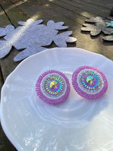 Load image into Gallery viewer, Lavender Dreams Earrings