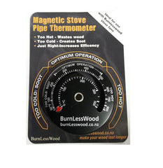 Magnetic  Flue/Stove Pipe Thermometer