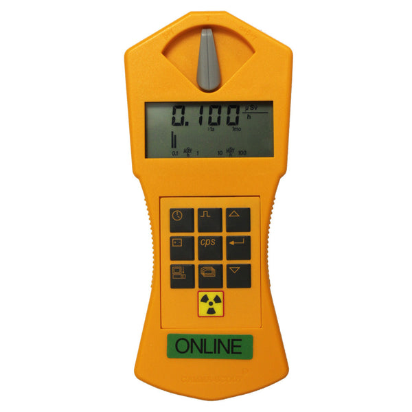 Gamma-Scout Online / Radiation detector / Geiger Counter