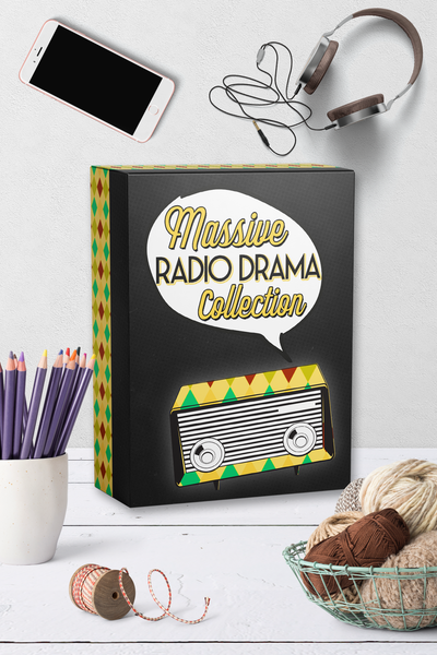 Massive Radio Drama Collection >> 18 Dramas!