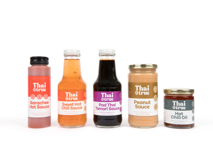 7 ways to use Thai & True Sauces
