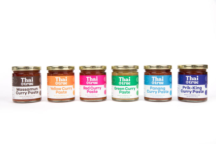 Quick and Easy Ways to Use Thai & True Curry Pastes