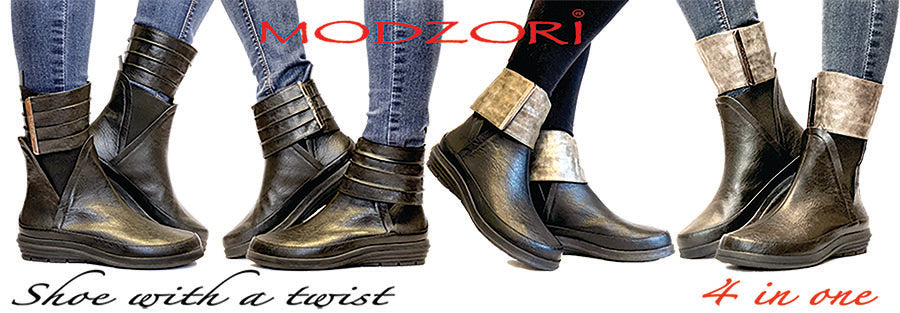 How to wear Modzori Jane Boot
