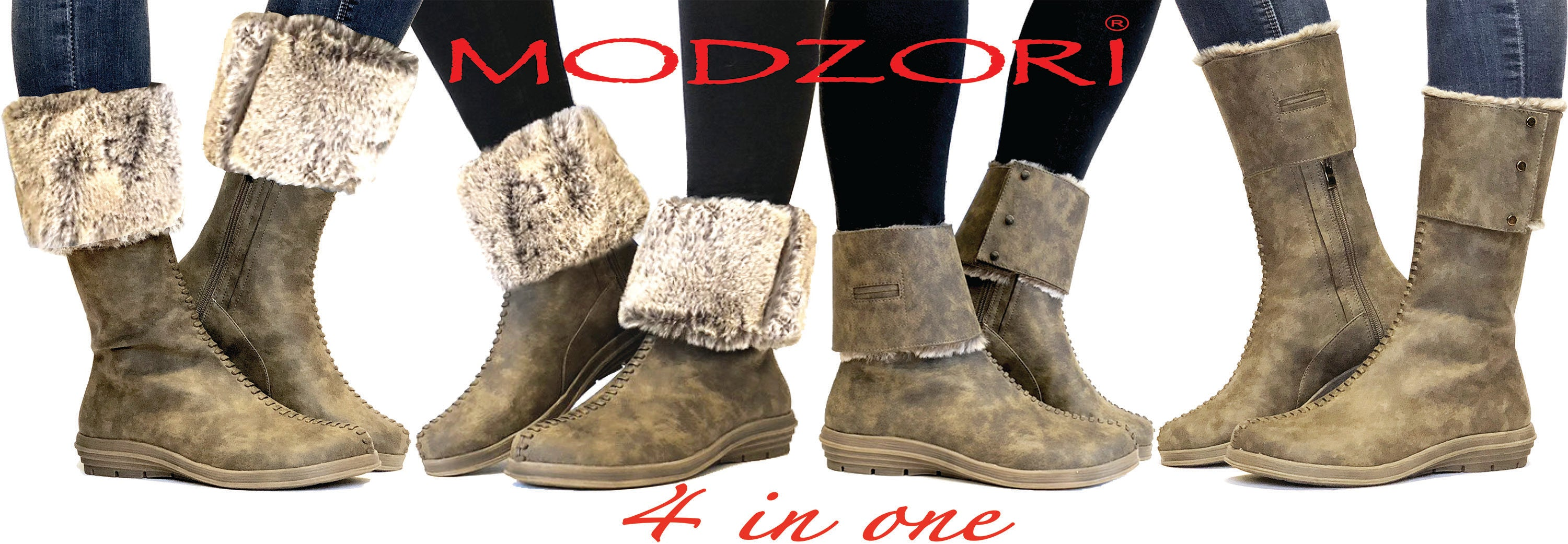 Modzori Uma 2 Brown Boot