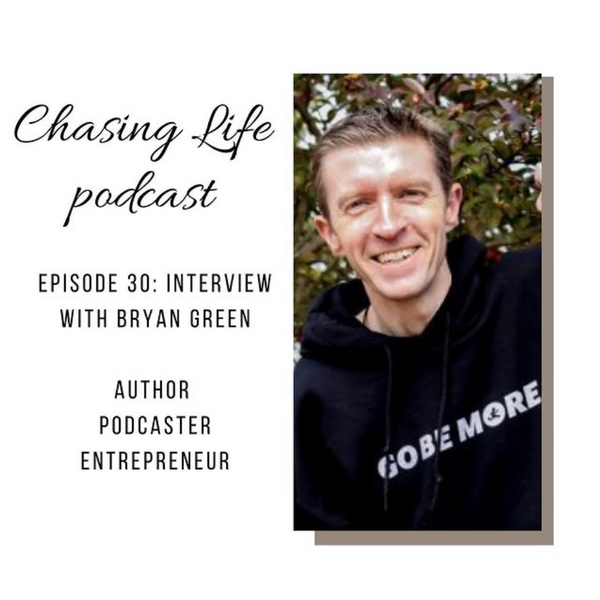 Hear my conversation on the Chasing Life Podcast