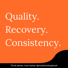 Quality. Recovery. Consistency.