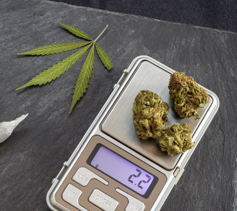 Cannabis Calculations and Weights