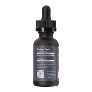 Load image into Gallery viewer, Crème De Menthe CBD Tincture - 3000mg