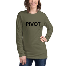 Load image into Gallery viewer, PIVOT - Unisex Long Sleeve Tee