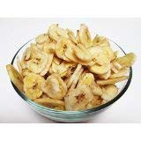 Dried Banana Chips, 1 lb