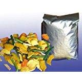 Dried Mixed Vegetable Chips, 3 lbs / bag