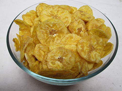 Spicy Plantain Chips, 6 lbs / bag
