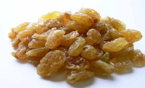 Golden Jumbo Raisins, 1 lb