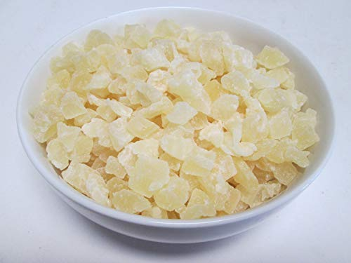Dried Pineapple Dices, 5 lbs