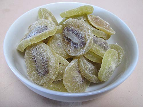 Bulk Dried Kiwi Slices, 11 lbs