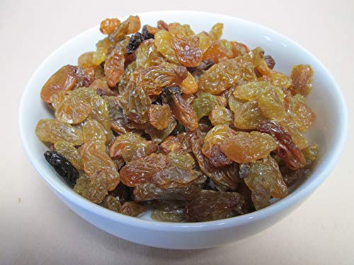 Bulk Golden Jumbo Raisins, 5 lb