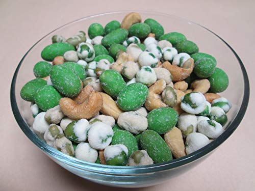 Wasabi Coated Nuts Mix, 1 lb
