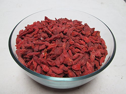 Organic Dried Goji Berries, 4 lbs