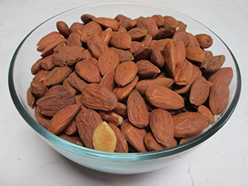 Organic Shelled Raw Almonds,  5 lbs