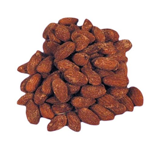 Bulk Smoked Roasted Almonds,  5 lbs