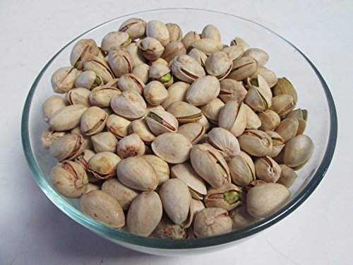 Rosted & Salted Pistachios in shell,  1 lb