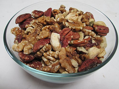 Raw Deluxe Nuts Mix, 3 lbs