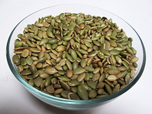 Roasted & Unsalted Shelled Pumpkin Seeds, 2 lbs