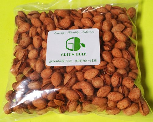 Chili-Lime Pistachios in shell, 1 lb