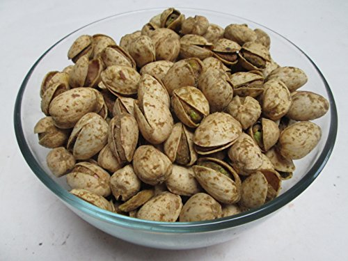 Jalapeno Pistachios in shell, 1 lb