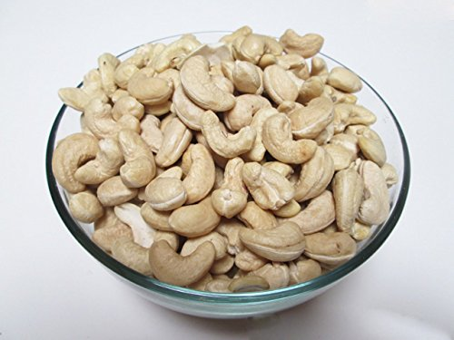 Organic Raw Whole Cashews,  2 lbs